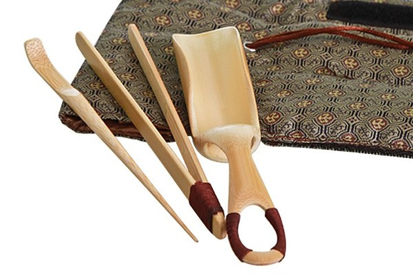 Набор инструментов, бамбук
